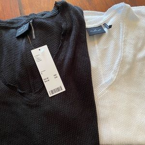 Out from Under basic v neck t shirts